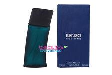 Kenzo Pour Homme by Kenzo 3.4oz / 100ml EDT Spray NIB Men's Cologne Very RARE