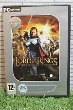 The Lord Of The Rings The Return Of The King - PC CD-ROM - EA CLASSICS