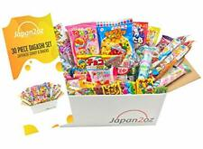Japanese Candy Box 30 x Dagashi, Candy, Snacks, Gum Sweets & Snacks
