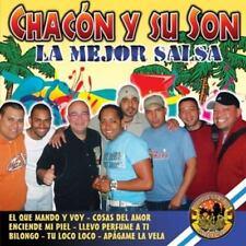 CHACON Y SU SON - LA MEJOR SALSA [CD]