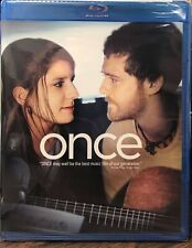 Once (Blu-ray, 2007) NEW SEALED