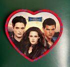 Twilight Breaking Dawn Heart Tin