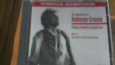 Original Soundtrack : The Adventures Of Robinson Crusoe CD - 30 MINUTES EXTRA TV