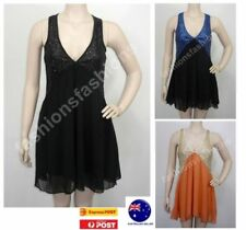 Unbranded Polyester Dresses for Women with Sequins