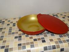 Tupperware C 151 Allegra 1,5 l rot-gold  NEU