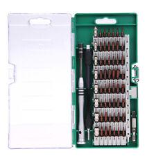 60 in 1 S2 Tool Steel Precision Screwdriver Nutdriver Bit Repair Tools Kit Set