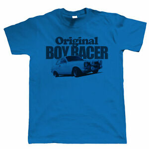 Mk1 Escort Original Boy Racer Mens T Shirt - Mexico RS2000 - Gift for Dad