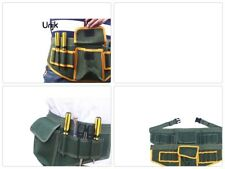 Adjustable Waist Belt Hardware Tools Pockets Electrical Tool Bags Construction