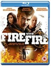 Brand new unopened Fire with fire Blu-ray disc