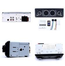 1PCS Bluetooth Car Stereo Audio MP3 Player Autoradio USB/AUX/FM Receiver DC 12V