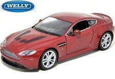 Aston Martin V12 Vantage 2010 Red 1:24 Model 4129 WELLY