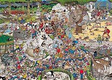 Jan Van Haasteren Im Zoo 1000 teile Puzzle 8710126014912