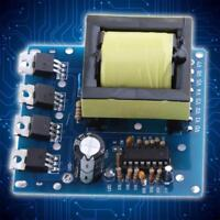 500W Inverter DC 12V-24V to AC 180V-220V-380V 0.35 A Booster Board Module DIY
