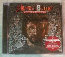 """ALL THE LOST SOULS by JAMES BLUNT (CD, Sep-2007-USA-Atlantic) BRAND NEW """"SEALED"""""""