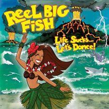 Reel Big Fish Life Sucks.Let'S Dance Vinyl Brand New