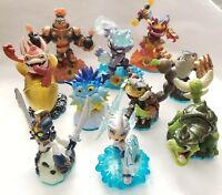 Skylanders Swap-Force LOT of 10 Figures Swappable Chop Chop Terrafin Trigger