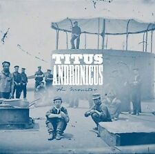Titus Andronicus Monitor vinyl LP NEW sealed