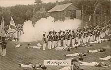 MILITARY : ALDERSHOT TATTOO - Rangoon-GALE & POLDEN
