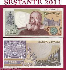 ITALIA ITALY  2.000 2000 LIRE GALILEO GALILEI 24.10. 1983    P 103c,  FDS /  UNC