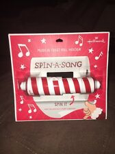 Hallmark Holiday Musical Toilet Paper Roll Holder