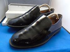 ORTON -ENGLAND CLASSIC PATENT LEATHER EVENING/DRESS/FORMAL SHOES UK 9