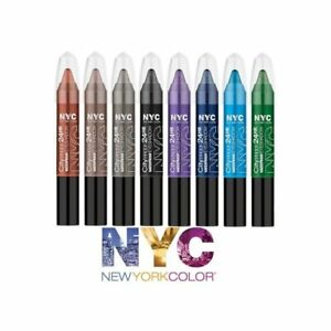 BRAND NEW - NYC City Proof 24hr Eyeshadow - various shades