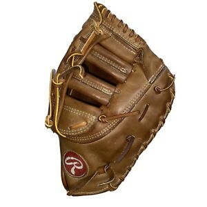 "Rawlings Heart of the Hide Pro-9FB First Base Mitt 11"" Right Hand Thrower"