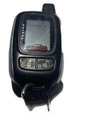 Avital EZSDEI7352 LCD Car Alarm Keyless Entry Key Fob A1283 REMOTE CONTROL