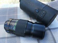 AUTO MAMIYA / SEKOR SX 135mm f2.8 Lens