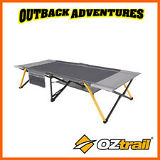 OZTRAIL EASY FOLD STRETCHER SINGLE SIZE CAMPING BED FBS-SSE-D