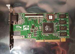 ATI RAGE IIC AGP 109-52800-01 AGP 8MB SDRAM Video Graphics Card