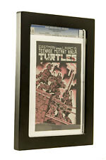 CGC Graded Magazine Display Frame for Large Format Comics TMNT SI Mad Playboy