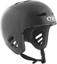 TSG Full Cut Dawn Flex Helmet, Black