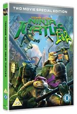 Teenage Mutant Ninja Turtles 1 & 2 [DVD]