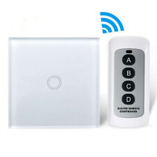 Wireless Light Switch Remote Control Wall Mounted Smart Home Gadget