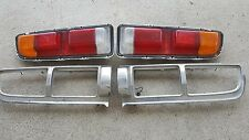 1974-1977 Toyota Celica Complete Tail Light Assembly RH LH back 74 75 76 77 1975