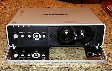 Panasonic PT-FW300NTU Multimedia 3 LCD Projector 2458 Hours