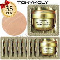 TONY MOLY Intense Care Gold 24K Snail Cream 35pcs Anti-Aging Cream Made in korea