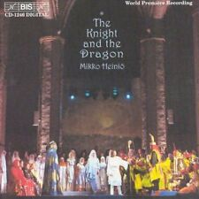 Mikko Heinio - The Knight and the Dragon (2001)  CD  NEW  SPEEDYPOST