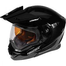 Castle X EXO-CX950 Black Modular Snowmobile Helmet S-3XL
