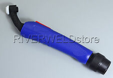SR-20F WP-20F TIG Welding Torch Head Body Flexible Euro Style, 200A Water-Cooled