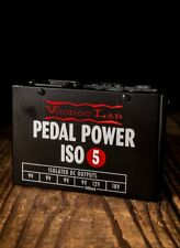 Voodoo Lab Pedal Power ISO-5 Isolated Pedal Power Supply - Free Shipping