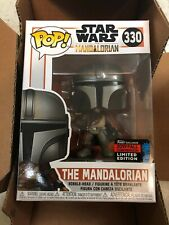 NYCC 2019 STAR WARS THE MANDALORIAN SHARED EXCLUSIVE IN HAND