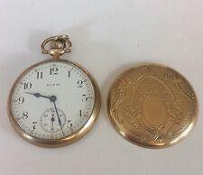 ANTIQUE ELGIN POCKET WATCH 15 Jewels 1911 Elgin Nat'l Watch Co GOLD ENGRAVED