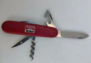 Vintage Victorinox Switzerland Stainless Rostfrei 6 blade Swiss Army Knife
