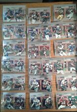 2010 Topps Chrome Gridiron Lineage Complete Set - 20 Cards near mint