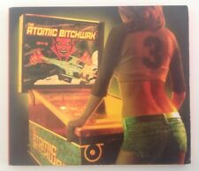 """Atomic Bitchwax """"3"""", Used, Rare, Oop, Monster Magnet"""