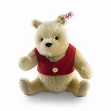 Steiff Disney Winnie The Pooh EAN 355004 Worldwide Limited Edition New