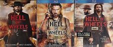 HELL ON WHEELS SEASONS 1.2.3, 5(vol1-2)DVD BRAND NEW!!!!