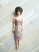 Barbie vintage Bubblecut, brunette, 60er